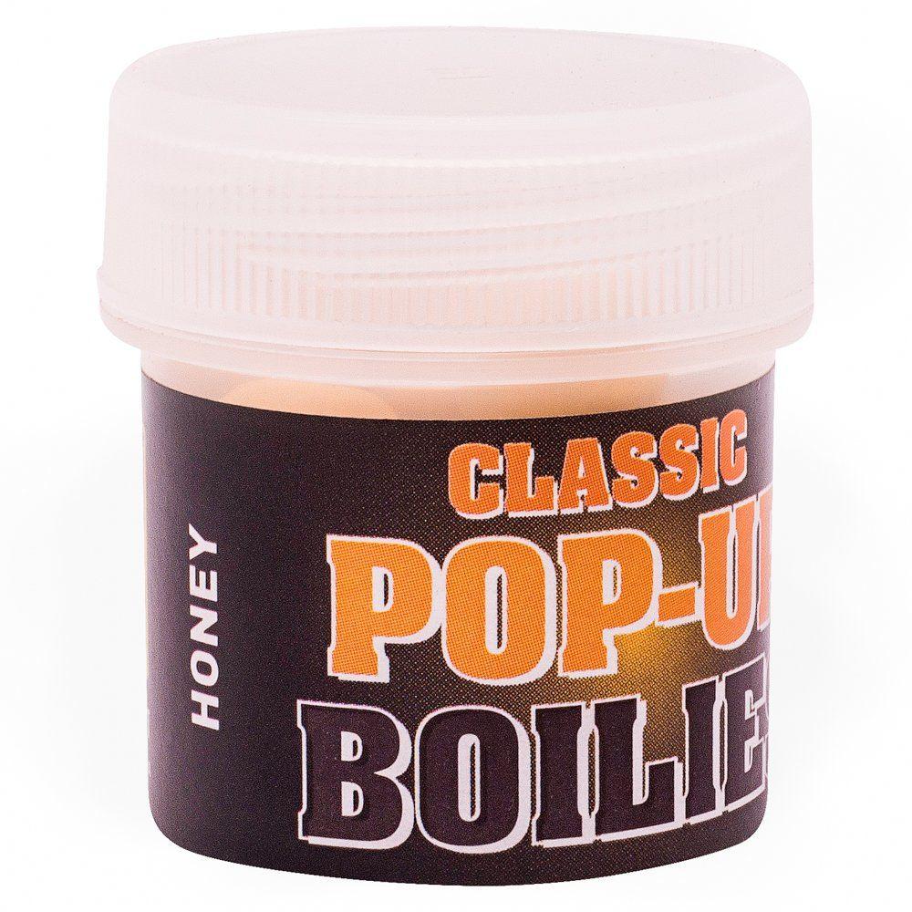 Бойлы Плаваюшие Classic CC Baits Pop Ups, 10mm — Приманка для карпа