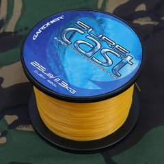 SURE CAST 15lb (6.8kg) SOLID YELLOW 0.35mm