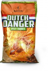 Прикормка 1kg Dutch Danger Spicy Thunder Browning