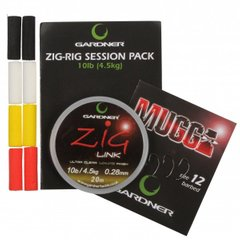 Набор ZIG RIG SESSION PACK 8lb