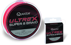 0,17mm Ultrex Super 8 Braid 110m 10,00kg