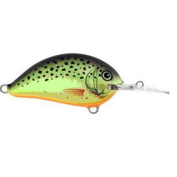 Воблер RITMO FIRE TROUT, Mid Runner, 4cm, 6g