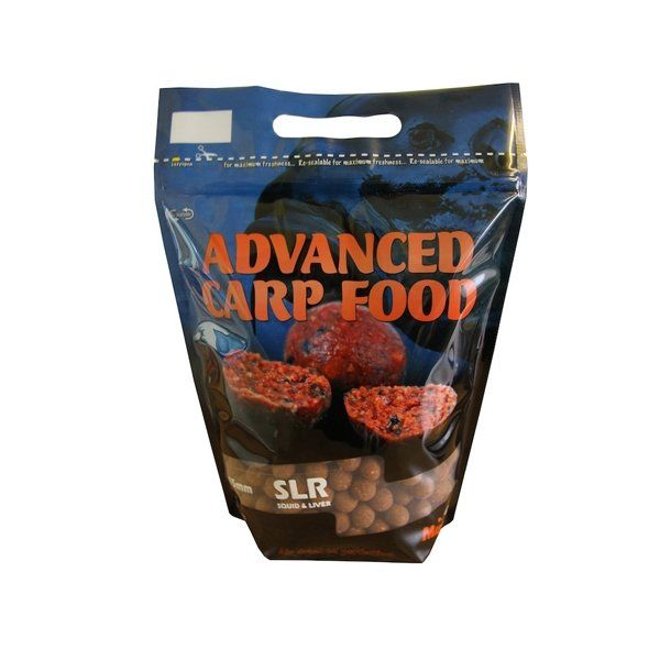 Бойлы MISTRAL AIR DRIED ADVANCED RANGE - 20mm SLR (SQUID & LIVER) BOILIES 1kg