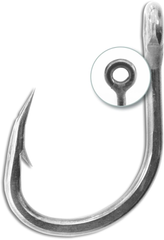#8/0 Rigging Hook (6 шт)