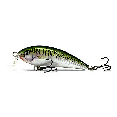 Воблер TANGO GREEN MACKEREL, Deep Runner, 7cm, 9g