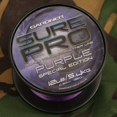 SURE PRO SPECIAL EDITION 15lb (6.8kg) PURPLE 0.35mm