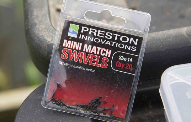Вертлюг MINI MATCH SWIVELS - SIZE 10
