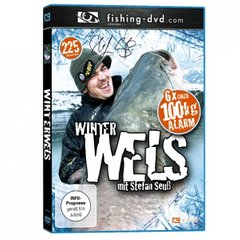 DVD диск Winter Catfish (Stefan Seub)