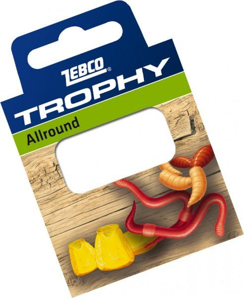 #14 Trophy Allround hook-to-nylon 0,16mm. 70см.