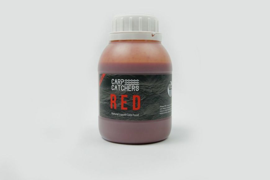 Ликвид Carp Catchers «RED» 500ml
