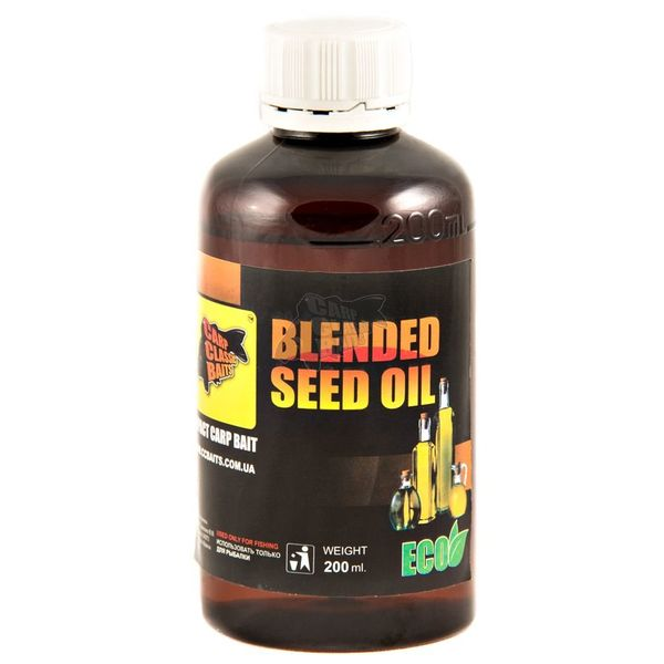 Смесь масел Blended Seed Oil 200 ml. CC Baits
