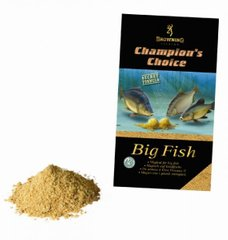 Прикормка 1kg CC Big Fish, Groundbait