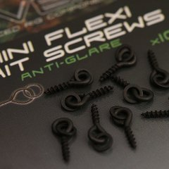 COVERT LONG FLEXI BAIT SCREWS (10) *NEW*