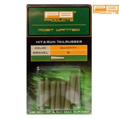 Конус для клипсы PB PRODUCTS HIT&RUN TAIL RUBBER Silt (ил)