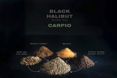 METHOD MIX BLACK HALIBUTCarpio