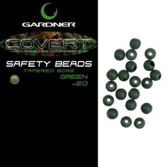 Бусина COVERT SAFETY BEADS GREEN (20)