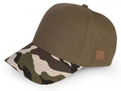 Кепка NEW Avid - OLIVE GREEN/CAMO PEAK CAP