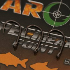TARGET SPECI-BEAKED POINT HOOKS BARBED SIZE 16