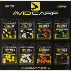 Avid - ZIGLITE BARRELS - 12mm WHITE