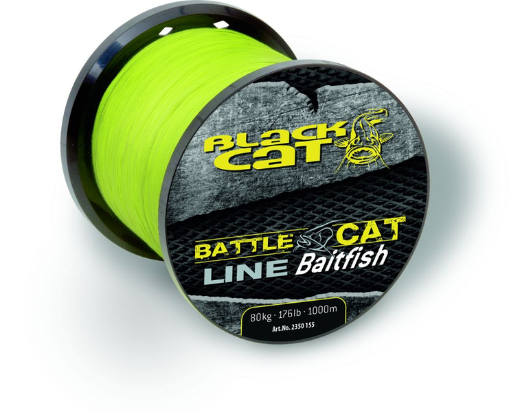 0,55mm Battle Cat Line Baitfish 1000m 80kg